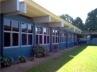 SENAI, em Rio Branco pelo arquiteto Severiano Porto [Tomada da autora em 2002]