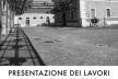 Convite da exposição de finalização do workshop Walking Mattatoio<br />Imagem divulgação