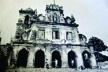 Fachada principal do Convento de Santo Antônio ou São Francisco do Paraguaçu, Cachoeira BA, década de 1960<br />Série Inventário, Cachoeira, cx. 19, pt. 02  [Iphan RJ]