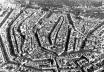 Uma zona experimental para a deriva. O centro de Amsterdã, que será explorado sistematicamente por equipes situacionistas em abril-maio de 1960