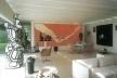 La sala, espacio central de la Casa Bunshaft<br />Foto: Adam Bartos