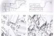 Figura 04 – Um exemplo de ocupação dispersa, à esquerda, em contraste com o desenho da direita que mostra uma situação tipo proposta pelo Novo Urbanismo. O sistema viário organiza um conjunto de vizinhanças bem delimitadas. Os edifícios públicos definem o [P. Katz. Livro: O Novo Urbanismo, 1994]