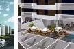 Figura 07 – Edifício Atlântico Prince. Imagem promocional do edifício de apartamentos e da área de lazer [site institucional da Pernambuco Construtora]