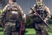 Polícia Federal em ação de condução coercitiva do reitor da UFMG em Belo Horizonte<br />Foto divulgação