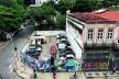Lotes de esquina originados a partir da demolição de edificações para a abertura da avenida Norte-Sul<br />Foto Andréa da Rosa Sampaio