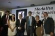 Carlos Martins, Nádia Campeão, Paulo Mendes da Rocha, Fernando Haddad, Rosa Artigas e Renato Anelli <br />Foto César Ogata / SECOM