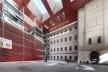 Museu Reina Sofia, Madri. Arquiteto Jean Nouvel<br />Foto Victor Hugo Mori