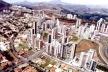 Expansão da cidade de Belo Horizonte, ao sul [Stael Alvarenga. 2002]