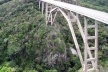 Puente Bacunayagua, totalmente prefabricado construido en 1960