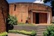 Igreja Espírito Santo do Pinhal, Uberlândia, 1976-1982. Arquiteta Lina Bo Bardi, colaboração de Marcelo Ferraz e André Vainer<br />Foto Nelson Kon