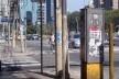 Oficina de desenho urbano MCB, interferências verticais: postes diversos, São Paulo, 2011<br />Foto Abilio Guerra
