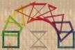 """Estudos geométricos e espaciais para a geração de """"formas dinâmicas""""<br />Liau/DAU/UFPE, 2013"""
