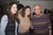 """Silvana Romano, Helena Guerra e Ruy Ohtake, festa de lançamento do livro """"Abrahão Sanovicz, arquiteto"""", IAB/SP, 22 ago. 2017<br />Foto Fabia Mercadante"""