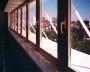 Fig. 25 – Light-shelf de las aulas sur de la Nueva Escuela de Ingenieros Industriales de Sevilla. Antiguo pabellón Plaza América de Expo'92