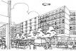 Diversidade urbana e pluralidade arquitetônica<br />Imagem dos autores do projeto
