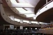 Biblioteca Virgilio Barco, Bogotá. Arquitecto Rogelio Salmona<br />Foto Abilio Guerra