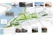 Rotas e destinos propostos na visão urbana<br />Projeto SteenhuisMeurs BV