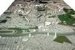 PRIOU – Plano-Referência de Intervenção e Ordenação Urbanística. Operação Urbana Vila Sônia: maquete do conjunto
