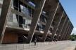 Museu de Arte Moderna - MAM, Rio de Janeiro, arquiteto Affonso Eduardo Reidy<br />Foto Nelson Kon