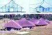 Centro de Proteção Ambiental Usina Hidrelétrica  de Balbina, Manaus, 1983-1988, Arquiteto Severiano Porto
