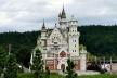Miniatura do Castelo Neuschwanstein, Mini Europa, Heysel-Bruxelas, Bélgic<br />Foto Clô Figueiredo
