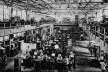 Foto histórica, metalurgia<br />Foto divulgação