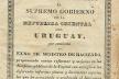 Documento de reformas y mejoras en los edificios publicos de Montevideo [Arquivo Cedodal]