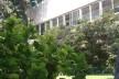 Detalhe das instalações construídas sobre o edifício do núcleo central. Edifício Cepal, Santiago do Chile. Arquiteto Emilio Duhart.<br />foto Paulo Bruna