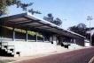 Gradería Universidad de San Buenaventura, Cali, Valle del Cauca. Arquitecto Jaime Beltrán