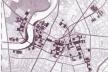 Fig. 12 - Plan Director de Harvard, J. L.Sert. Propuesta de yards y zonas verdes, 1956 [Obra completa; fundación Joan Miró, Barcelona 2005]