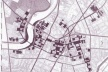 Fig. 12 - Plano Diretor de Harvard, J. L.Sert. Proposta de campos e zonas verdes, 1956 [Obra completa; fundación Joan Miró, Barcelona 2005]