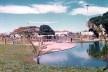 Praça por ocasião de sua inauguração [Arquivo Público de Uberlândia]