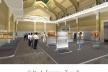 Salão de Eventos. Torre B<br />Imagem do autor do projeto