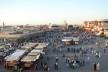 Medina de Marrakesh, Marrocos<br />Foto Unesco  [Wikimedia Commons]
