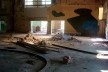 Boate Azul, em processo de demolição<br />Foto Pedro Vieira, 2011