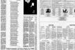 """Sonetos de Camões ocupam espaço de matéria censurada no jornal """"O Estado de S.Paulo"""", 04 de setembro de 1974; usando mesmo expediente, o """"Jornal da Tarde"""" publica receitas culinárias, 6 de abril de 1973<br />Imagem divulgação"""