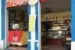 Café Sabelucha, de Segismundo Bruno, Bixiga, São Paulo<br />Foto Lizete Rubano