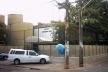 Figura 3 – Acesso da Escola Oswaldo Cruz<br />Foto do autor