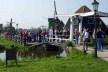 Turistas em hora de pico em Zeilemakerspad<br />Foto divulgação  [SteenhuisMeurs BV]