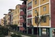 Unidad Vecinal Matute, 1a etapa, a cargo do arquiteto Santiago Agurto, 1950-1953, Lima distrito de La Victoria<br />Foto José Lira