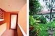 A isquierda, interior de la casa en las calles Caldas y Briceño, de la arq. Lucía Vásconez. A derecha, la casa de Hacienda Monterrey, a cargo de los arqs. Sixto Domínguez Narváez y Georgina Alvarez Toledo