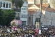 Círio de Nazaré, grande procissão rumo a Praça Santuário de Nazaré, Belém<br />Foto Wilson Dias  [Agência Brasil]