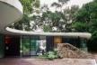 Casa Canoas, Rio de Janeiro RJ Brasil, 1953. Arquiteto Oscar Niemeyer<br />Foto Nelson Kon