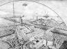 Broadacre City, arquiteto Frank Lloyd Wright