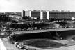 Inauguração de Brasília. Eixo rodoviárioem 21 abr. 1960<br />Foto divulgação  [Acervo Arquivo Nacional]