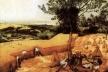 A ceifeira <br />Pieter Brueghel, o Velho  [Wikimedia Commons]