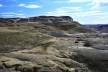 Aridez dominante na paisagem. Bosque Petrificado, Sarmiento, Estado de Chubut, Argentina<br />Foto Diana Souza