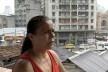 """""""Eu acho que esses prédios vazios têm que ser tudo ocupado pela população pobre""""<br />Imagem divulgação  [Frame do filme """"À margem do concreto"""" (51'01'"""")]"""