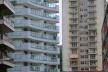 A presença da varanda nos edifícios residenciais do Rio de Janeiro, indicando a importância desse espaço de transição entre a casa e a rua para os hábitos de moradia do carioca<br />Foto Helena Lacé