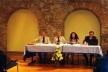 Mestres e arcos: Marcelo Ferraz, Cyro Lyra, Katia Bógea e Andrey Schlee sob os arcos do Paço Imperial<br />Foto divulgação